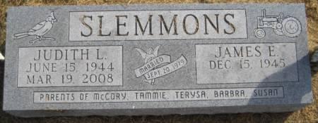 SLEMMONS, JUDITH L. - Washington County, Iowa | JUDITH L. SLEMMONS