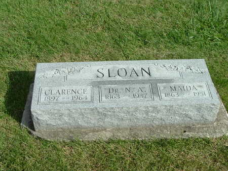 SLOAN, DR. N. A. - Washington County, Iowa | DR. N. A. SLOAN