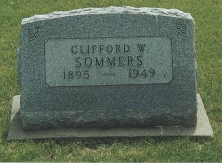 SOMMERS, CLIFFORD W. - Washington County, Iowa | CLIFFORD W. SOMMERS