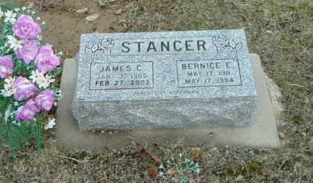 STANCER, BERNICE E. - Washington County, Iowa | BERNICE E. STANCER