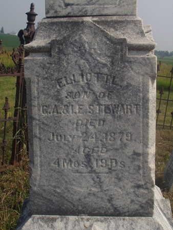 STEWART, ELLIOTT L - Washington County, Iowa   ELLIOTT L STEWART