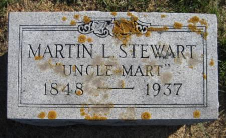 STEWART, MARTIN L.