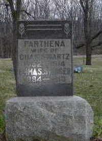 SWARTZ, PARTHENA - Washington County, Iowa | PARTHENA SWARTZ