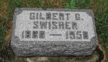 SWISHER, GILBERT - Washington County, Iowa | GILBERT SWISHER