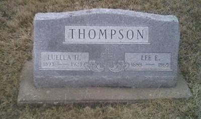 THOMPSON, LEE - Washington County, Iowa | LEE THOMPSON