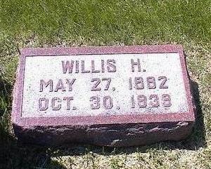 TODD, WILLIS HOWARD - Washington County, Iowa | WILLIS HOWARD TODD