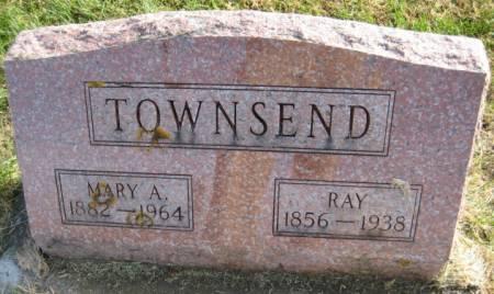 TOWNSEND, RAY - Washington County, Iowa   RAY TOWNSEND