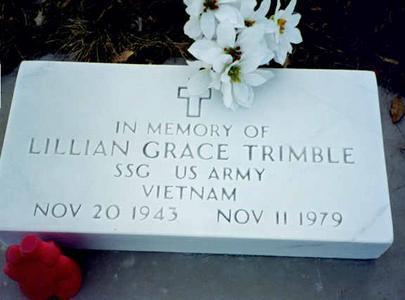 TRIMBLE, LILLIAN GRACE - Washington County, Iowa | LILLIAN GRACE TRIMBLE