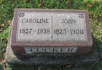 TUCKER, JOHN - Washington County, Iowa | JOHN TUCKER