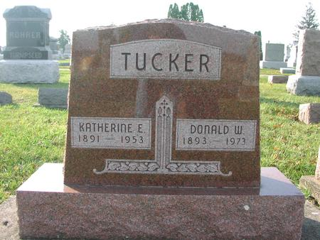 TUCKER, DONALD - Washington County, Iowa | DONALD TUCKER