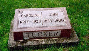 TUCKER, CAROLINE - Washington County, Iowa | CAROLINE TUCKER