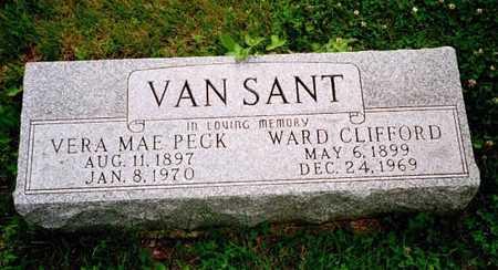 VAN SANT, WARD CLIFFORD - Washington County, Iowa | WARD CLIFFORD VAN SANT
