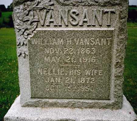 VAN SANT, WILLIAM H. - Washington County, Iowa   WILLIAM H. VAN SANT