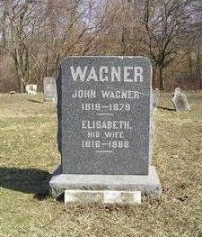 WAGNER, ELIZABETH - Washington County, Iowa | ELIZABETH WAGNER