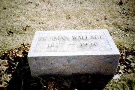 WALLACE, HERMAN - Washington County, Iowa | HERMAN WALLACE