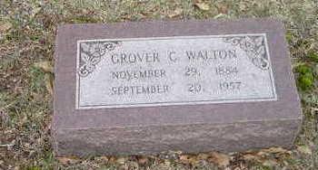 WALTON, GROVER C. - Washington County, Iowa | GROVER C. WALTON