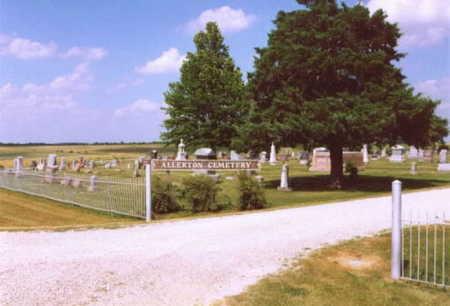 ALLERTON, CEMETERY - Wayne County, Iowa | CEMETERY ALLERTON