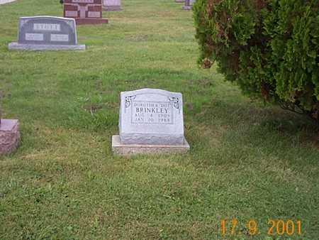 BRINKLEY, DORTHEA DOT - Wayne County, Iowa   DORTHEA DOT BRINKLEY