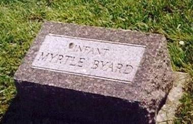 BYARD, MYRTLE - Wayne County, Iowa | MYRTLE BYARD