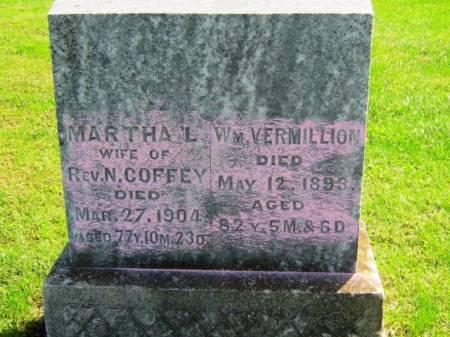 VERMILLION, WILLIAM - Wayne County, Iowa | WILLIAM VERMILLION