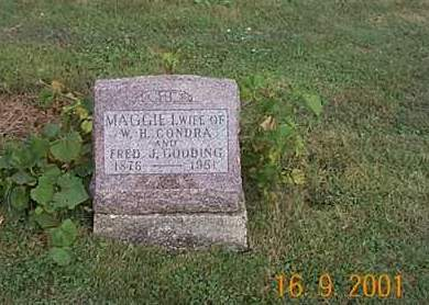 CONDRA, MAGGIE - Wayne County, Iowa | MAGGIE CONDRA