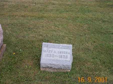 CONDRA, MARY A. - Wayne County, Iowa | MARY A. CONDRA