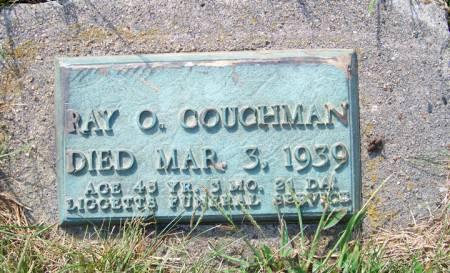 COUCHMAN, RAY O. - Wayne County, Iowa | RAY O. COUCHMAN