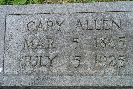 DEVORE, CARY ALLEN - Wayne County, Iowa | CARY ALLEN DEVORE