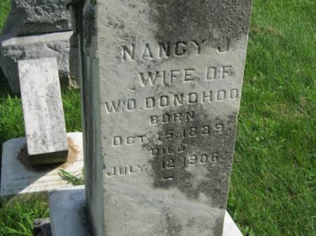 DONAHOO, NANCY J - Wayne County, Iowa | NANCY J DONAHOO