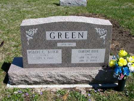 ATWELL GREEN, LORENE FAYE - Wayne County, Iowa | LORENE FAYE ATWELL GREEN
