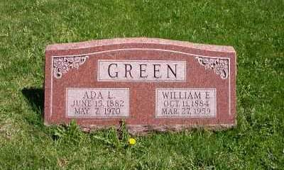 GREEN, ADA L. - Wayne County, Iowa | ADA L. GREEN