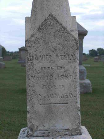 KELLY, DANIEL - Wayne County, Iowa   DANIEL KELLY