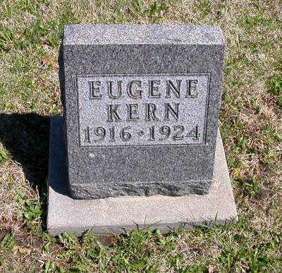 KERN, EUGENE - Wayne County, Iowa | EUGENE KERN