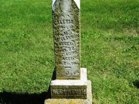 MCCLARNON, VALERIA - Wayne County, Iowa | VALERIA MCCLARNON
