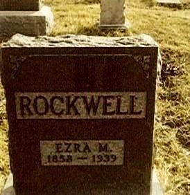 ROCKWELL, EZRA MADISON - Wayne County, Iowa | EZRA MADISON ROCKWELL
