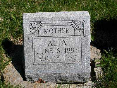 RUARK, ALTA - Wayne County, Iowa | ALTA RUARK