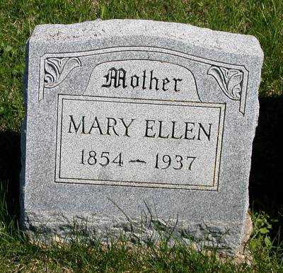 RUARK, MARY ELLEN - Wayne County, Iowa | MARY ELLEN RUARK