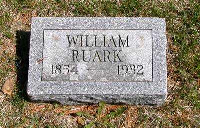 RUARK, WILLIAM - Wayne County, Iowa | WILLIAM RUARK