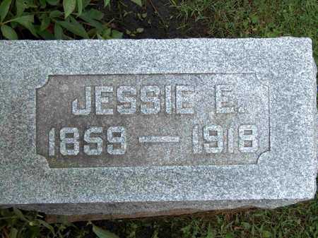 SECREST, JESSIE ESTELLA - Wayne County, Iowa   JESSIE ESTELLA SECREST