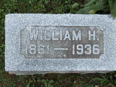 SECREST, WILLIAM HENRY - Wayne County, Iowa | WILLIAM HENRY SECREST
