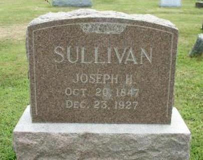 SULLIVAN, JOSEPH H - Wayne County, Iowa | JOSEPH H SULLIVAN