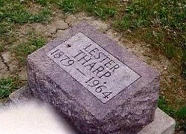 THARP, LESTER - Wayne County, Iowa | LESTER THARP
