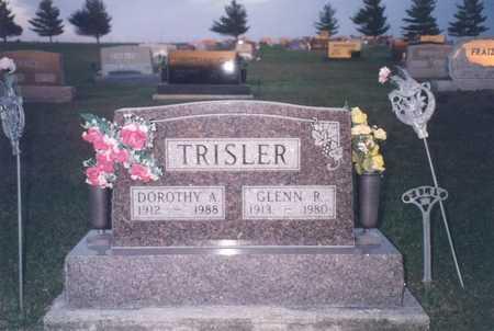 PETERSON TRISLER, DOROTHY A. - Wayne County, Iowa | DOROTHY A. PETERSON TRISLER