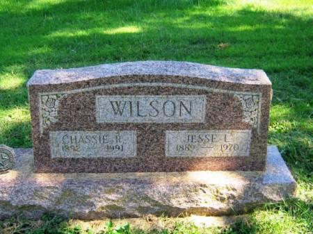 WILSON, JESSE L - Wayne County, Iowa   JESSE L WILSON