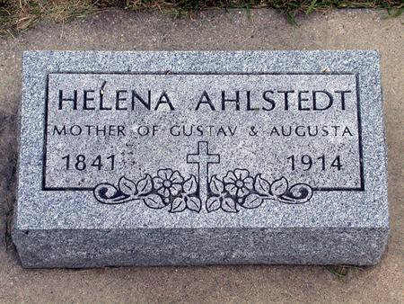 AHLSTEDT, HELENA - Webster County, Iowa | HELENA AHLSTEDT