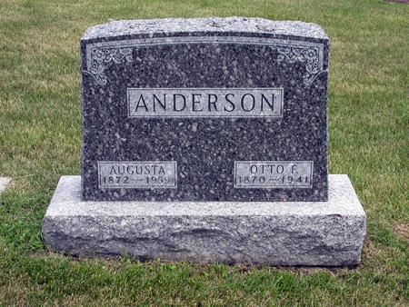 ANDERSON, OTTO - Webster County, Iowa | OTTO ANDERSON