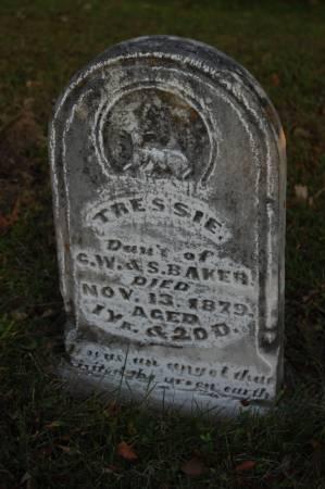 BAKER, TRESSIE - Webster County, Iowa | TRESSIE BAKER