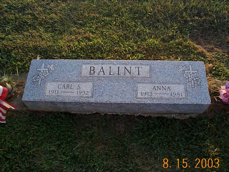 BALINT, CARL - Webster County, Iowa | CARL BALINT