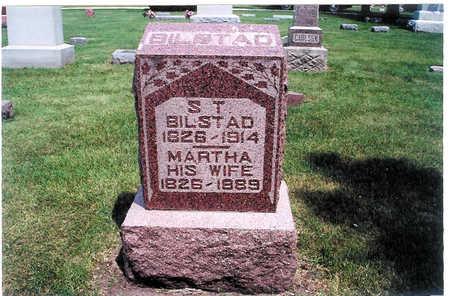 BILSTAD, S. T. AND MARTHA - Webster County, Iowa | S. T. AND MARTHA BILSTAD