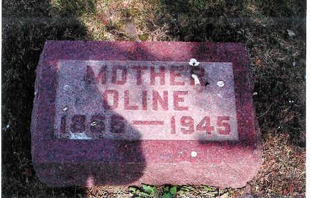 BLOOMQUIST, OLINE - Webster County, Iowa | OLINE BLOOMQUIST